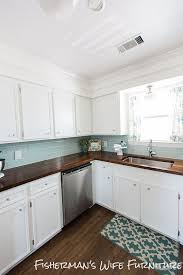 Painting Kitchen Countertops by Best 25 Wood Countertops Ideas On Pinterest Butcher Block