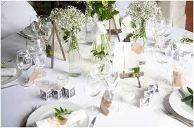 table mariage decoration table mariage simple le mariage