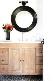bathroom storage round mirror bathroom cabinet round bathroom