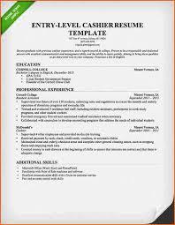 Work Study Resume 6 Cashier Resume Sample Budget Template Letter