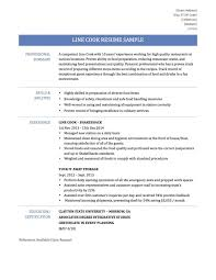 Resume Sample For Cook by Porter Job Description Standard Hospital Concierge Job