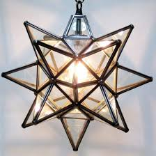 star light fixtures ceiling moravian clear glass star light lighting connection