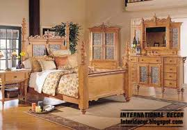 classic american bedroom furnishings styles types curtain design 1