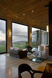Living Room Lights From The Ceiling by 30 Floor To Ceiling Windows Flooding Interiors With Natural Light