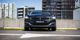 peugeot sedan 2017 2017 peugeot 508 touring review caradvice