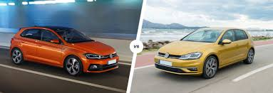 volkswagen vw vw polo vs golf which hatchback is best carwow