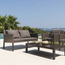 TALENTI Modern Italian Design Outdoor Furniture - Modern outdoor sofa sets 2