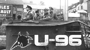 whats included in 96u u 96 one of the most famous u boats of ww2 remake 2017 youtube