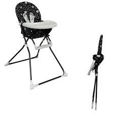 chaise haute b b pliante chaise haute pliante black emotion looping avis