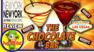 martini peep new york new york las vegas the chocolate bar review peep this