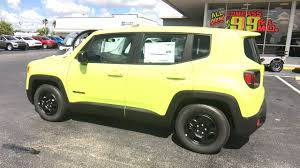 jeep yellow 2017 new vehicles for sale in orlando fl orlando dodge chrysler jeep ram