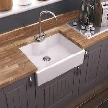 Of The Best Single And Double Belfast Sinks Tap Warehouse - Kitchen with belfast sink