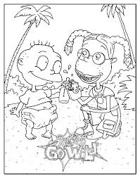 coloring book 1 png rugratwild coloring pages coloringbookfun