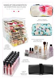 Organizing Desk Drawers by Makeup Organization Because Everything Should Have It U0027s Place