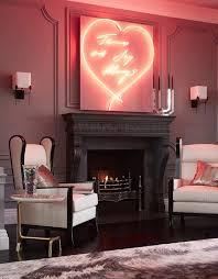 neon lighting for home lighting daring home decor neon lights for every room omega pure com