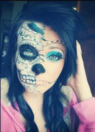 Sugar Skull Halloween Costumes 152 Costumes Images Costumes Halloween Ideas