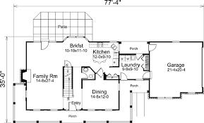 Cape Cod Floor Plan Cape Cod Attached Garage House Plans House Plans