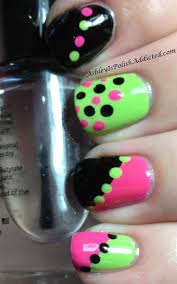 337 best nail dos images on pinterest make up enamels and neon