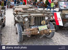 willys jeep ww2 willys jeep at rally vi military vehicles from world war ii in
