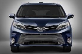 toyota motors usa 2018 toyota sienna gets a makeover motor trend