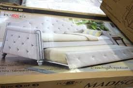pulaski furniture madison upholstered daybed costco