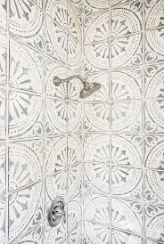 patterned tile bathroom 41 cool and eye catchy bathroom shower tile ideas digsdigs