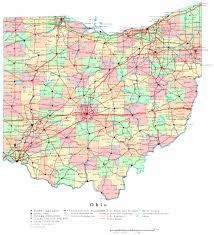 Central Ohio Zip Code Map by Image Gallery Ohio County Map