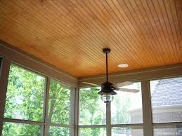 porch ceiling material home design styles