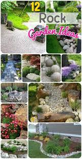Garden Metal Decor Rock Garden Borders Innovative Garden Design Of A Small Property