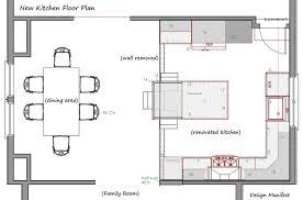kitchen with island floor plans kitchen floor plans sle kitchen floor plan shop drawings