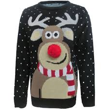 mens womens ladies christmas xmas jumpers unisex knitted novelty
