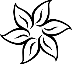 black and white flower png 41809 free icons and png backgrounds