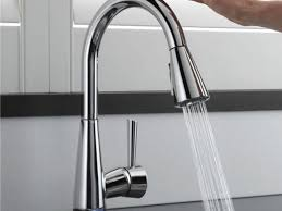 pulldown kitchen faucet sink u0026 faucet news touch kitchen faucets on with motionsense one