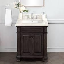 Single Bathroom Vanity by Lanza Wf6953 28 Kingsley 28 In Single Bathroom Vanity Amazon Com