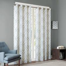 Patterned Window Curtains Ink Ink Bas Etched Patterned Window Curtain Window