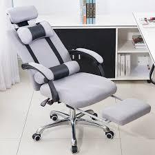 si e informatique ergonomique patron bureau fauteuil pivotant chaise d ordinateur ménage maille
