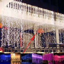 Outdoor Christmas Decorations For Sale Online by Popular Outdoor Christmas Curtain Lights Buy Cheap Outdoor