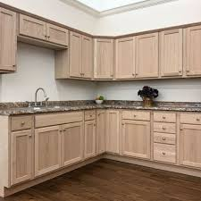 how to stain unfinished oak cabinets unfinished oak cabinets