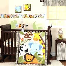 Boy Monkey Crib Bedding Baby Boy Crib Bedding Sets Cheap U Clothtap Image Of