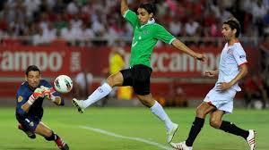 El Sevilla cayó ayer con el Hannover