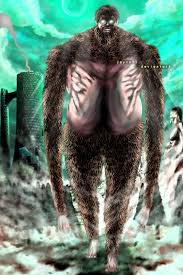 who is the beast titan ape titan attack on titan by jayto91 on deviantart