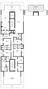 New Orleans Floor Plans by Luxury New Orleans Condominiums With Waterfront Views