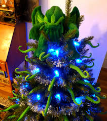geek art gallery quick pic cthulhu tree