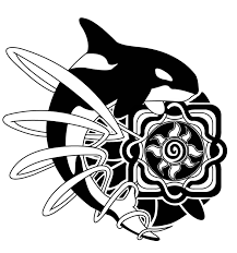orca tattoo design by diogenes on deviantart