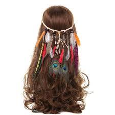 feather headband dreamy boho feather headband