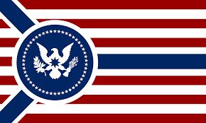 United Staes Flag Alternate Probably Imperialist Usa Flag Vexillology