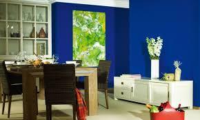 wandgestaltung schöner wohnen wandgestaltung in blau schöner wohnen farbe planungswelten