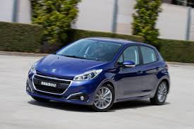 peugeot 208 gti blue 2016 peugeot 208 review