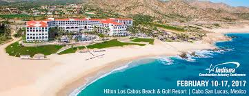 Cabo San Lucas Mexico Map by Indiana Construction Industry Conference U2013 Indiana Constructors Inc