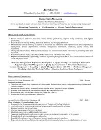 Sample Resume Of A Project Manager by Click Here To Download This Project Manager Resume Template Http